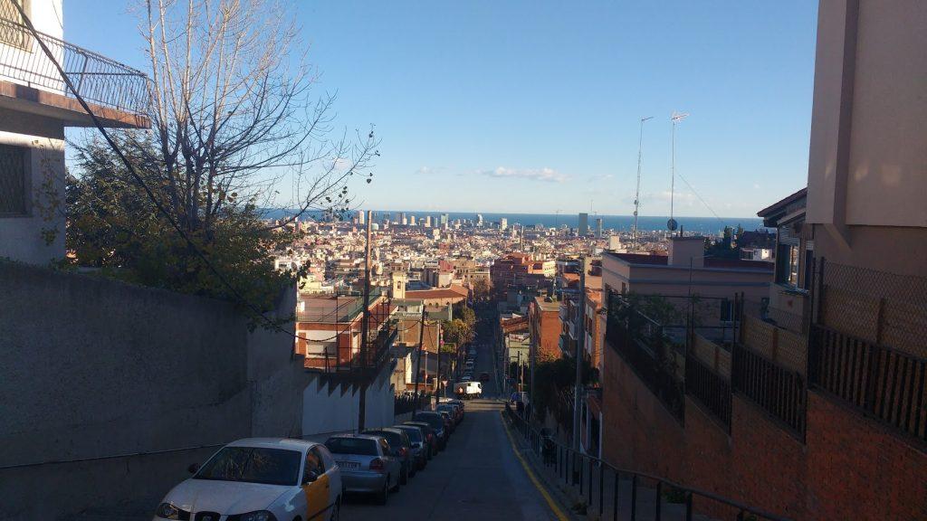 verhuizen naar Barcelona
